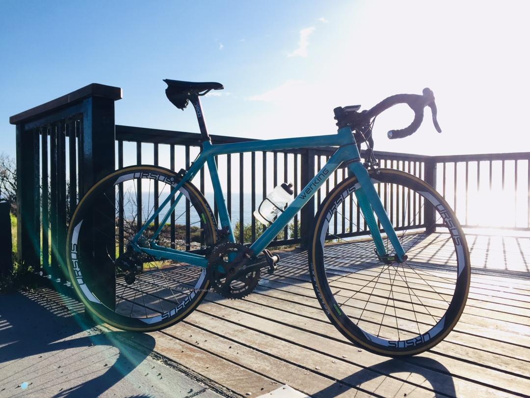 werking Italian Custom Carbon Bike Frame Australia sydney