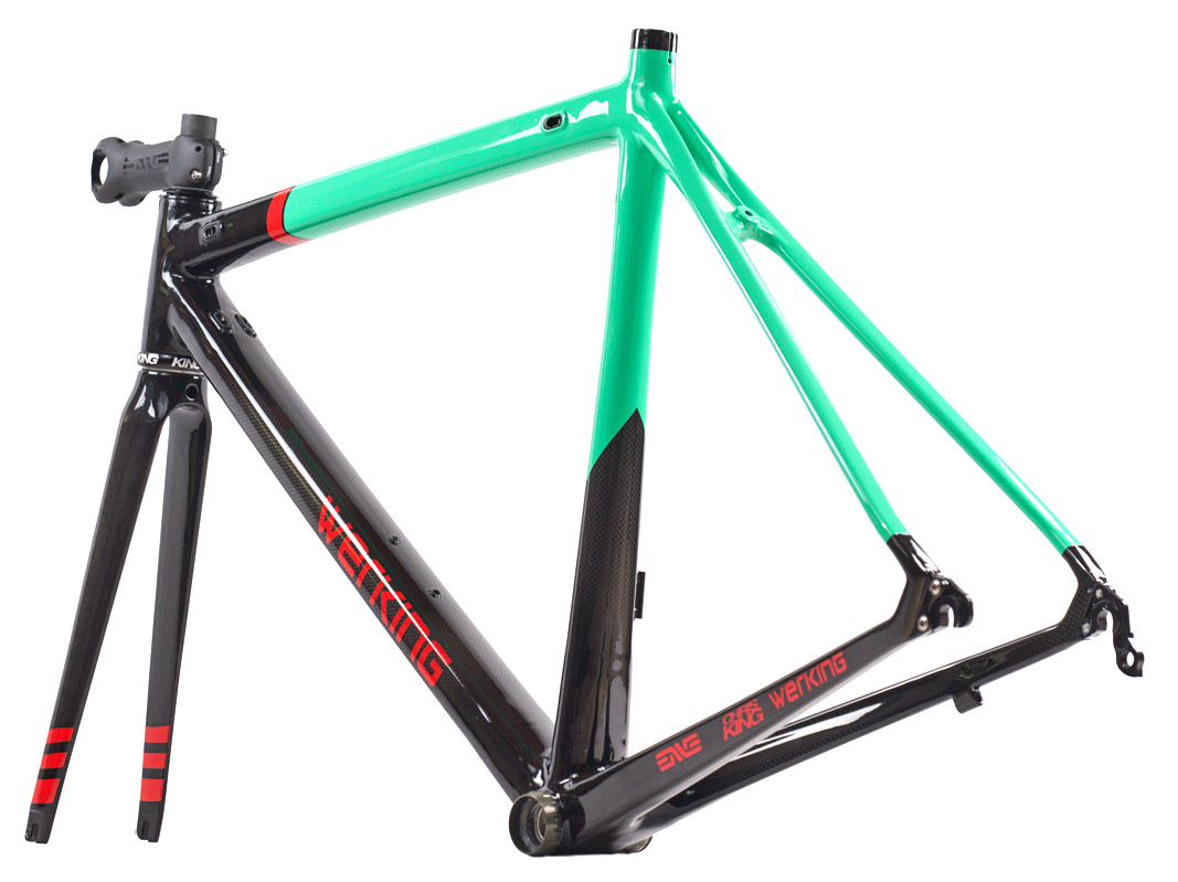 Werking italian custom frame in australia